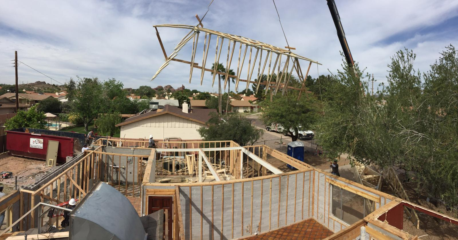 Rough Carpentry VS Finish Carpentry - Globe AZ